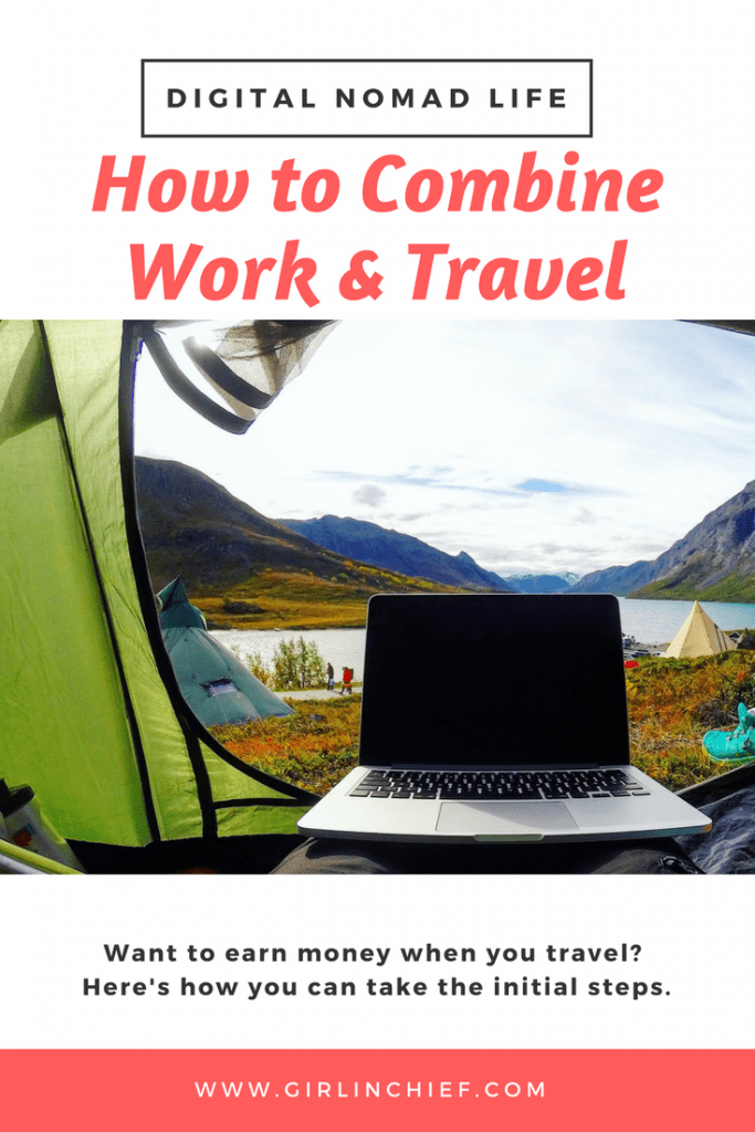 Digital Nomad Life: How to Combine Work & Travel