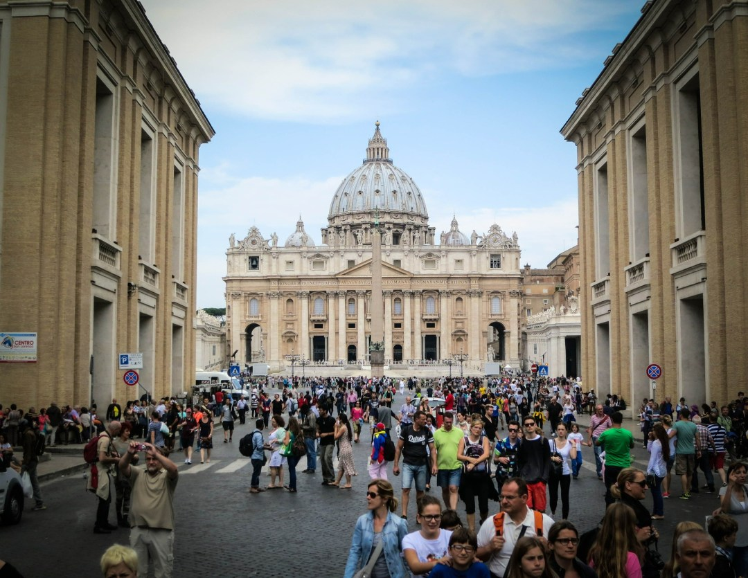 Rome in a Day: What to see and do when you're short on time #travel #rome #italy #romanholiday #romein24hrs #thingstodo