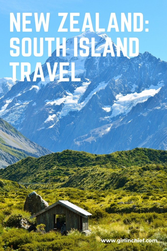 New Zealand: South Island Road Trip Highlights  #newzealand #southisland #roadtrip #traveldestinations