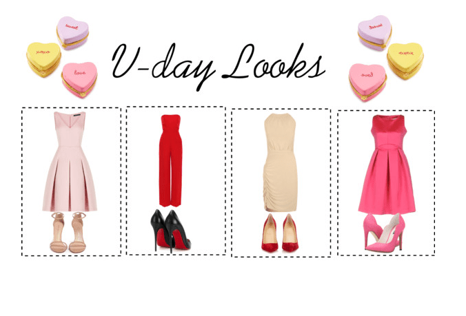 valentines day outfit looks