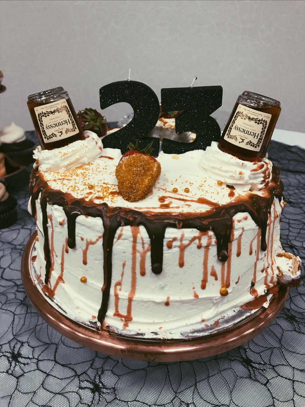 spooky birthday party ideas