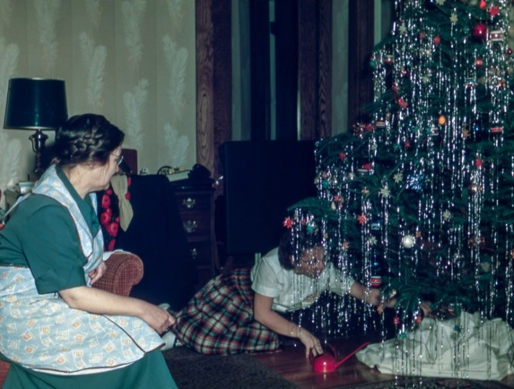Reminiscing About Childhood Christmas