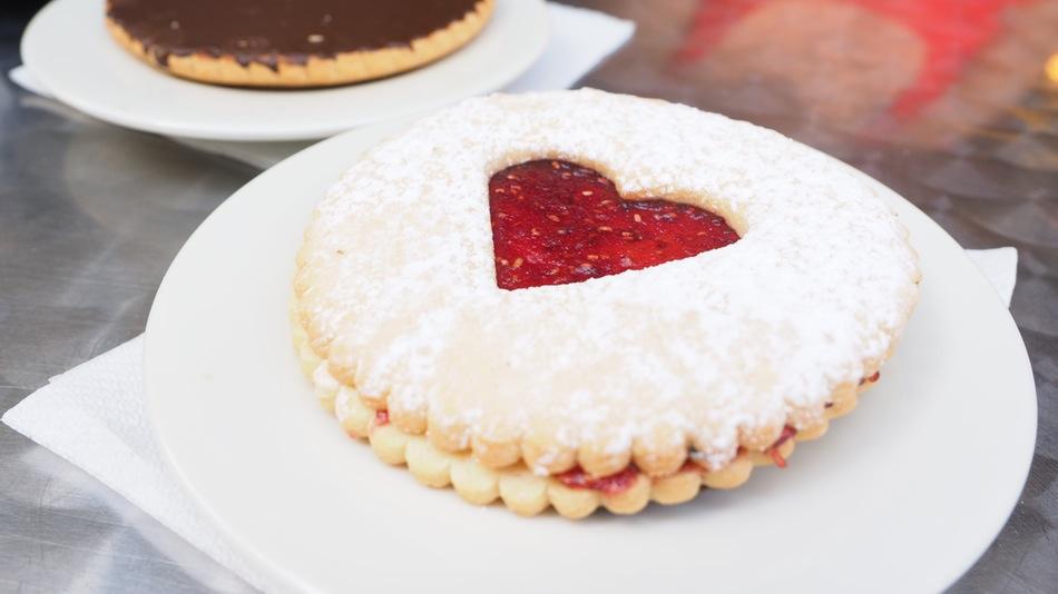 valentine's brunch cookies