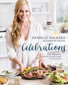 Celebrations cookbook by Danielle Walker