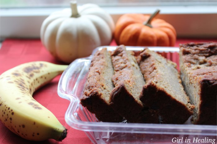 Gluten Free on a Shoestring's Banana Bread