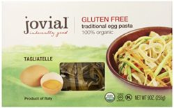 Jovial Gluten Free pasta
