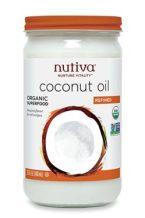 Nutvia organic refined coconut oil