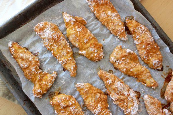 Paleo Chicken Tenders - Girl in Healing