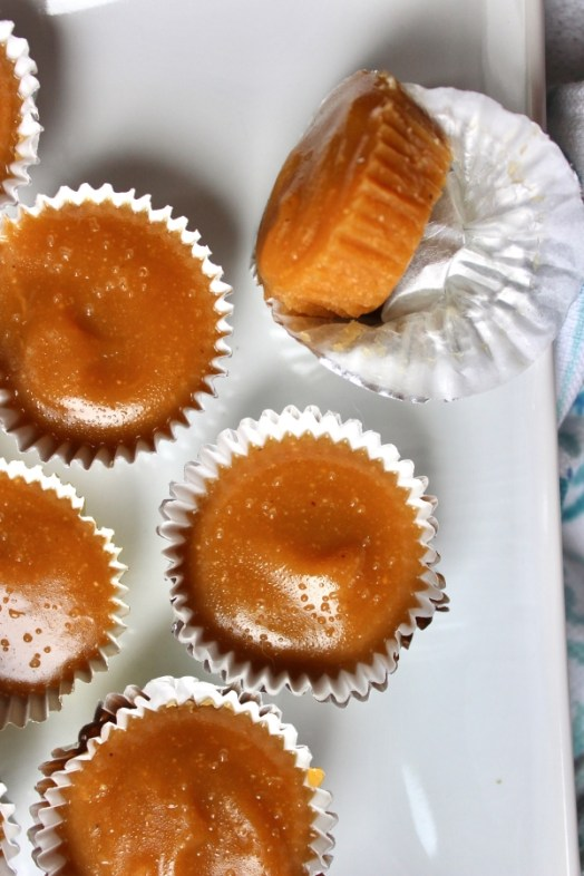 Cashew Butter Fat Bombs: Gluten Free, Refined Sugar Free, Primal