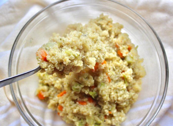 Vegetable Quinoa Salad- Gluten Free