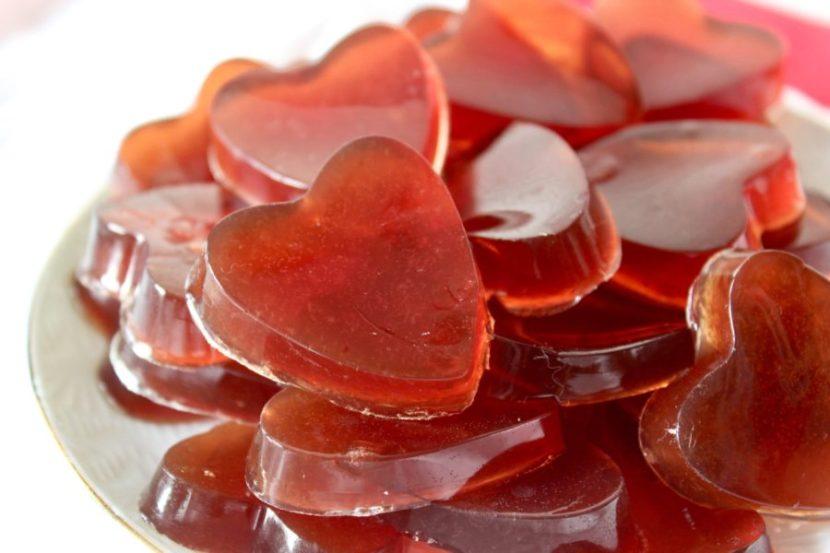 Lemon Pomegranate Gummies (Paleo, AIP, Refined Sugar Free, Gut Healing)