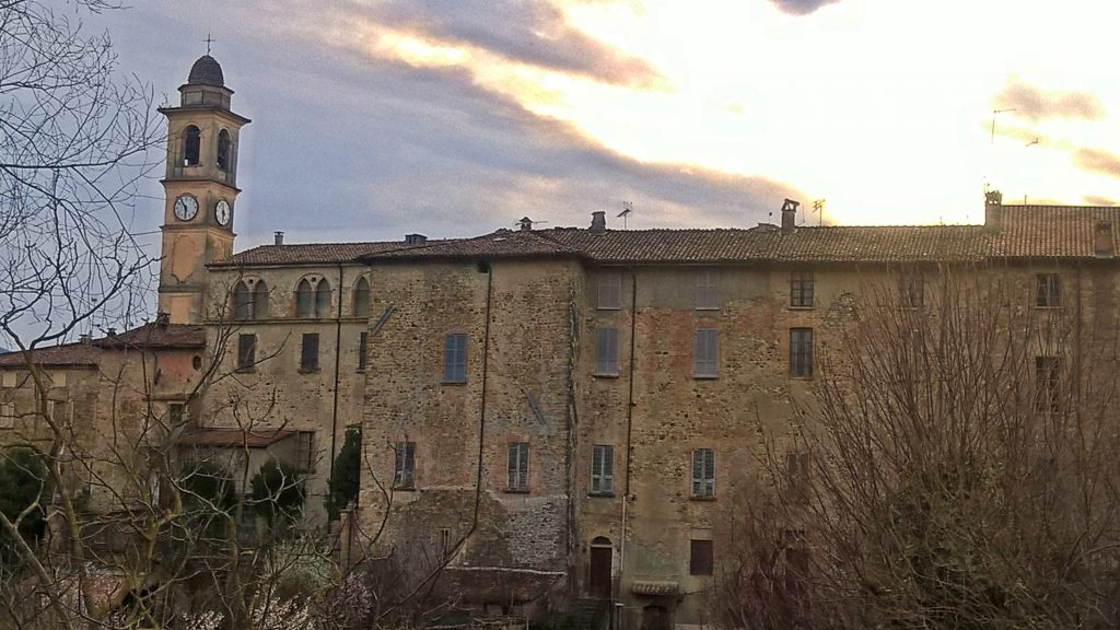 Travo Oldest Building
