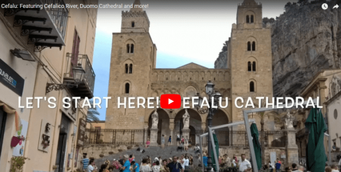 1 min readA Day Trip From Palermo To Charming Cefalu – Video Post