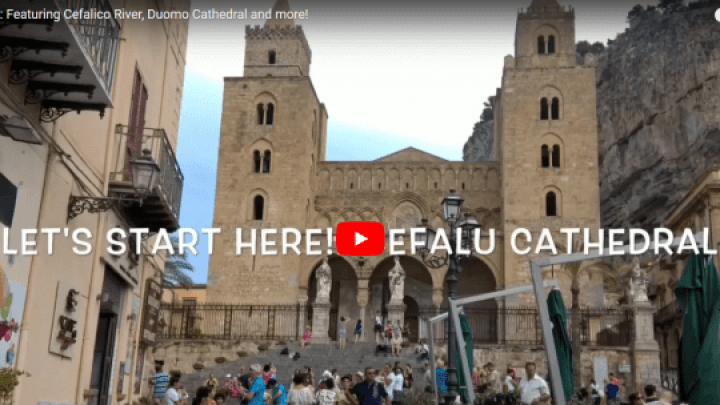 A Day Trip From Palermo To Charming Cefalu – Video Post