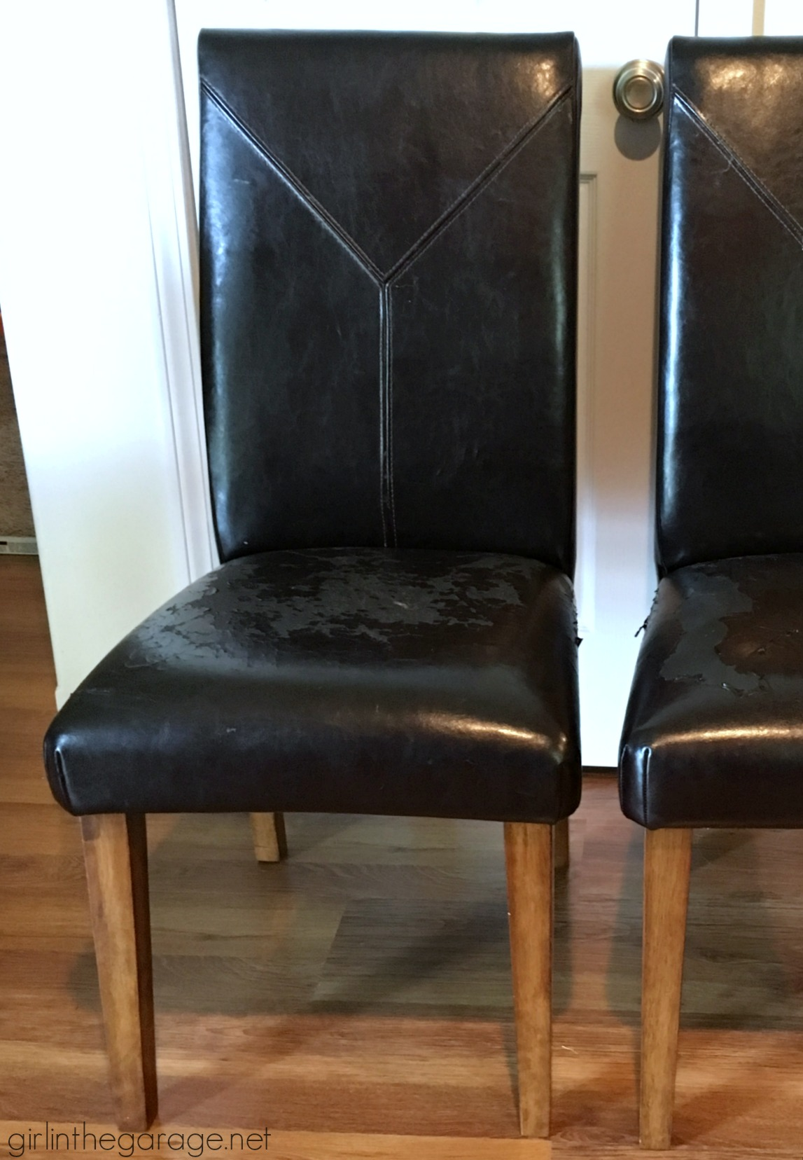 How To Reupholster A Dining Chair Straying From Your