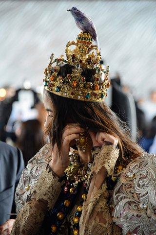 Luke Leitch photo Dolce and Gabbana Alta Moda Hong Kong