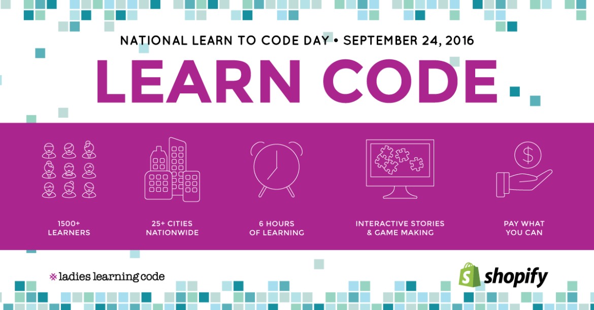 National Learn to Code Day