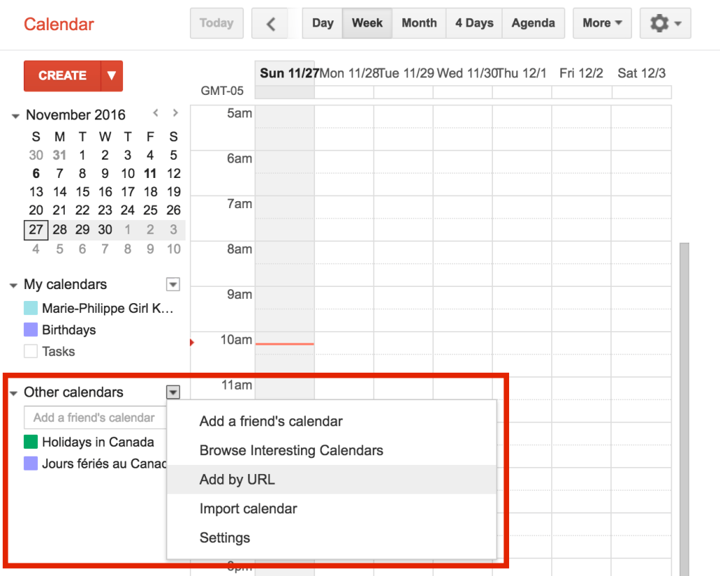 Add Trello to Google Agenda (Trello google calendar ical)