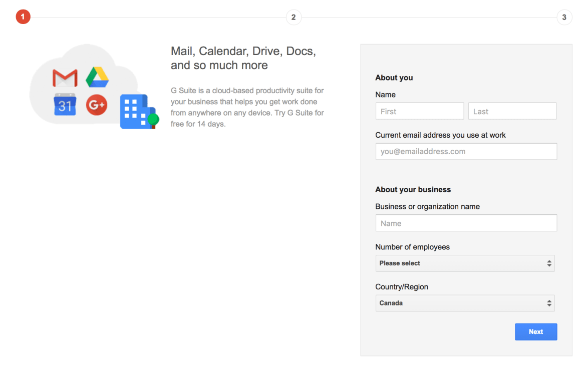 G Suite - OVH Mail