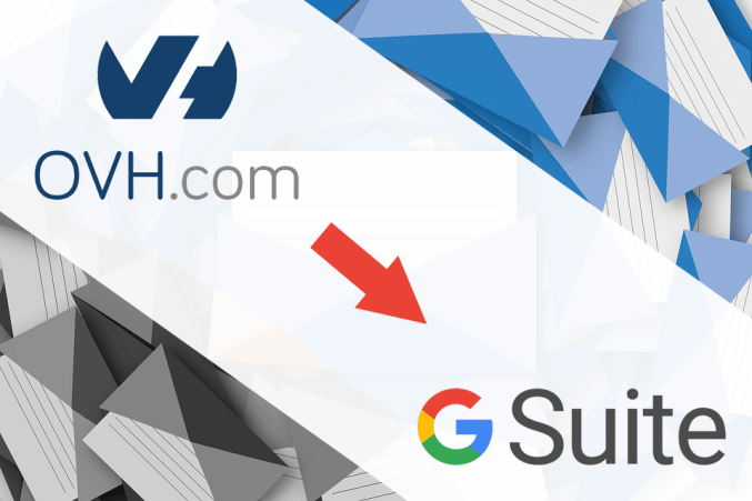 Transfer Email Address From OVH to G Suite ovh mail