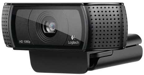 travailler - Webcam Logitech C920