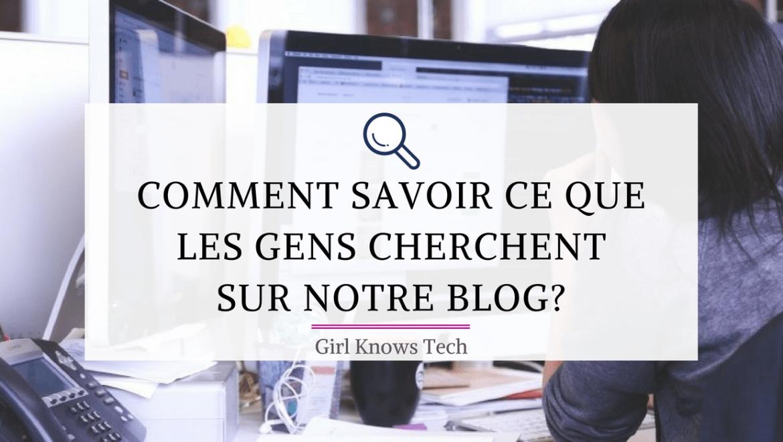 recherches blog