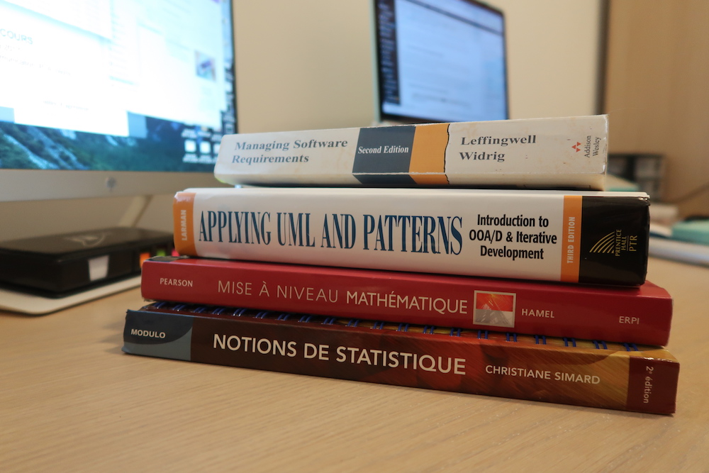 Textbooks to buy for university