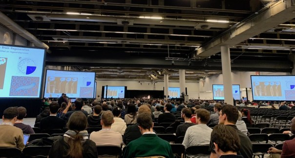 NeurIPS audience