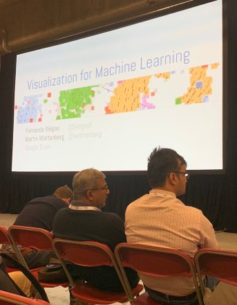 Visualization in Machine Learning PowerPoint Slide at NeurIPS