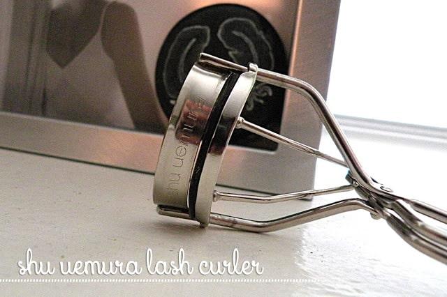 SHU UEMURA LASH CURLER | Non Negotiable Beauty Tool