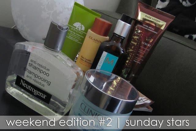 WEEKEND EDITION #2 | Sunday Stars