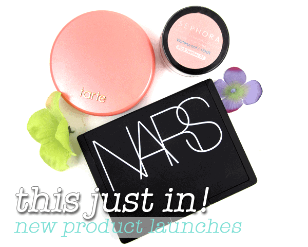 THIS JUST IN | New Product Launches