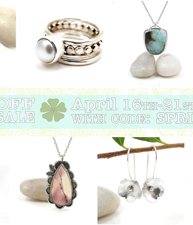 BLING | Bella-Bijou Jewellery 20% off Spring Sale