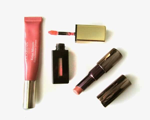 girllovesgloss.com clarins instant light lip yves saint laurent rouge pur couture glossy stain urban decay revolution naked
