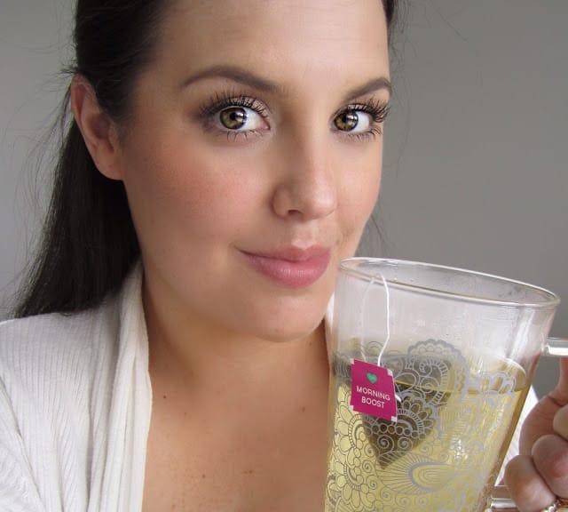 skinnymint tea detox review