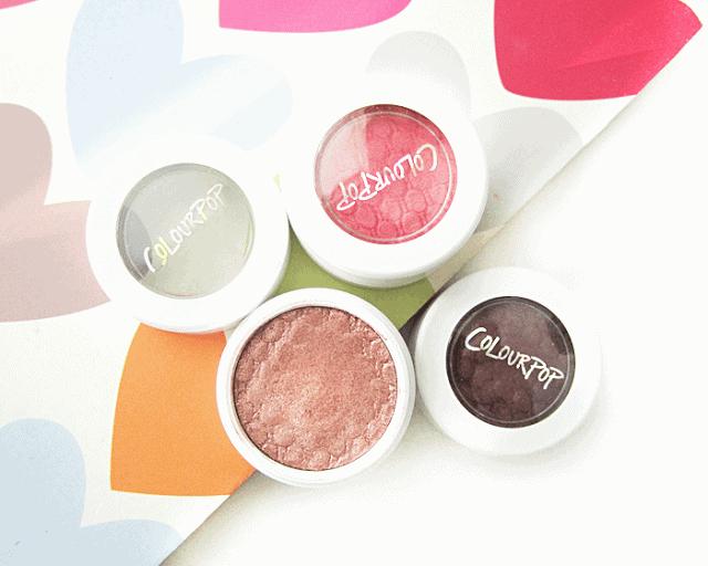 #sundaysteals colourpop cosmetics la la eyeshadow