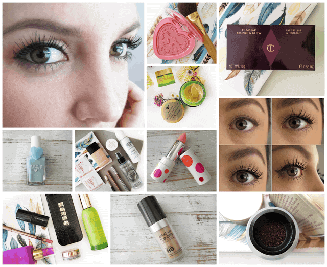 Weekend Round Up Featuring Charlotte Tilbury, Too Faced, Hard Candy, Stila, Make Up For Ever, Clarins