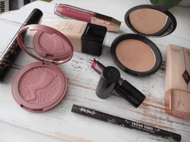 Autumn 2015 Beauty Edit Featuring Illamasqua, Becca Champagne Pop, Charlotte Tilbury, Velvet59, Urban Decay, Kat Von D and Tarte