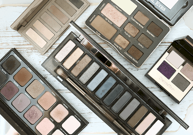 Shopping for the Perfect Palette | Five Favourites for Fall and Winter