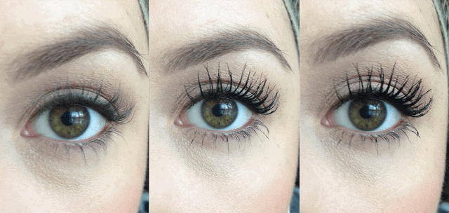 MAC Upward Lash Mascara Review and Before and After