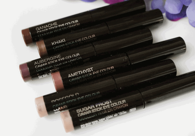 Laura Mercier Matte to Metal Caviar Eye Stick Colour Holiday 2015