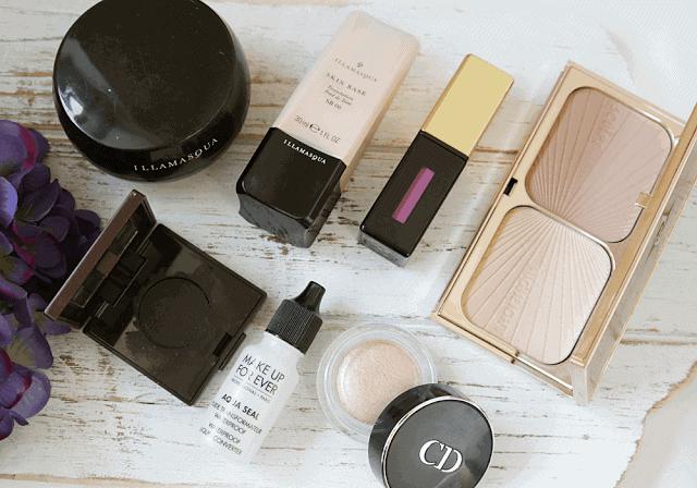 Holiday Makeup Tips and Tricks. Illamasqua, Charlotte Tilbury, Laura Mercier, Make Up For Ever, Dior, YSL
