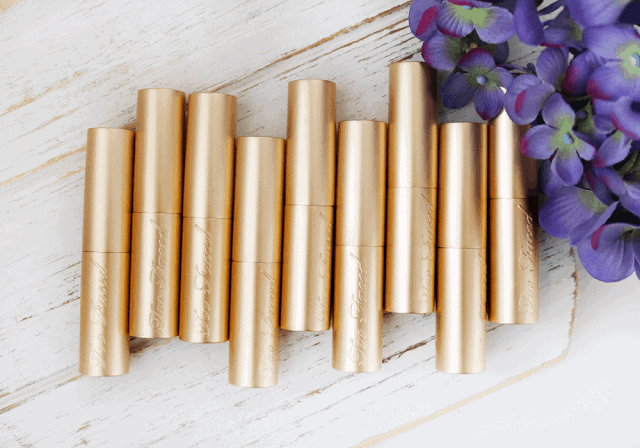 Too Faced La Creme Lipstick Review and Swatches