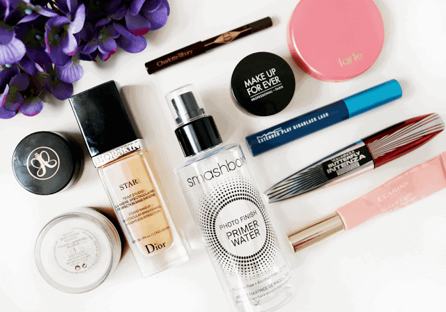 Top Ten Makeup of 2015 - Loreal, Tarte, Smashbox, Charlotte Tilbury, Anastasia Beverly Hills, Dior, Laura Mercier, Clarins, MAC, Make Up For Ever