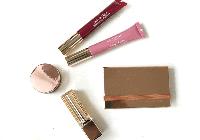 Clarins Spring 2016 Instant Glow Collection Review and Giveaway