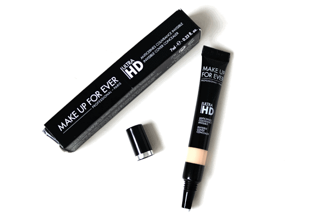 Make Up For Ever Ultra HD Concealer Swatch and Review