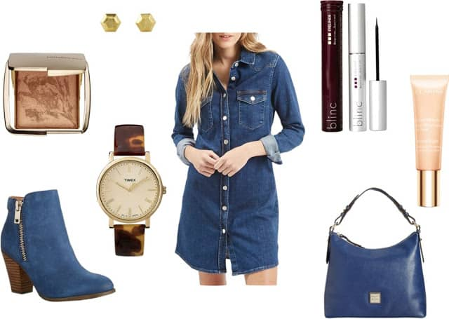 What to Wear Vol #3 | Blue Monochrome
