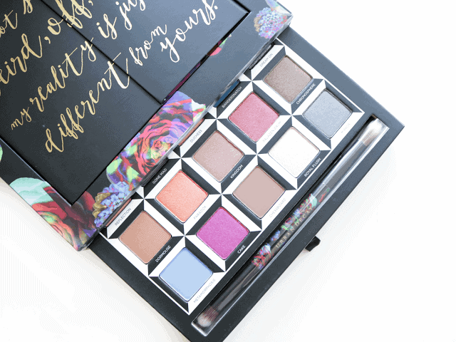 Urban Decay's Alice Through The Looking Glass Movie Palette