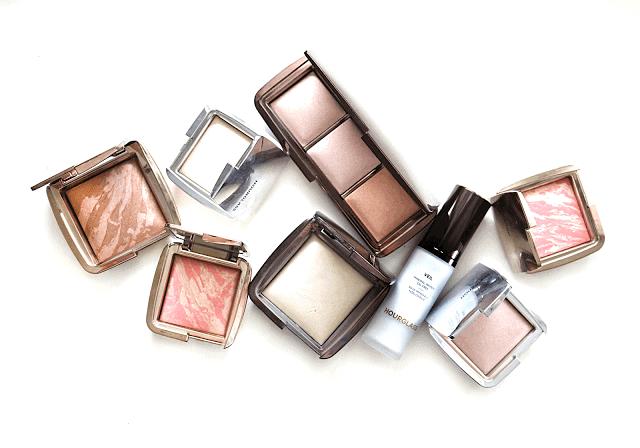 Hourglass Cosmetics Ambient Lighting Powders, Bronzers, Blush, Mineral Veil Primer