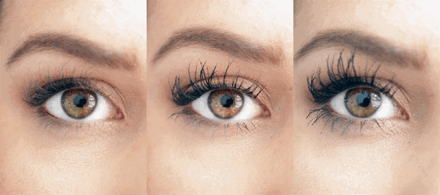 Too Faced Better Than Sex Waterproof Mascara Review with Before and After